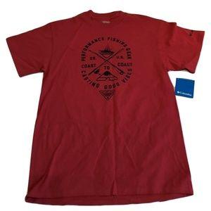 Columbia Sportswear PFG Fishing Casting T-Shirt